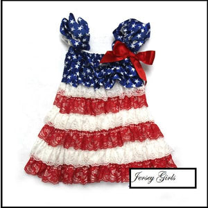 Miss America 4th Dress