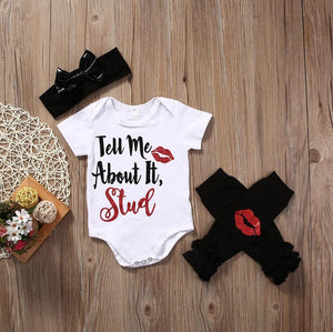 Stud 3 Piece Set