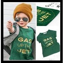 Gas up the Jet TEE