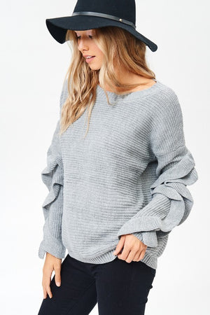 Priscilla Sweater - Multiple Colors