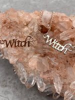 Witch Pendant