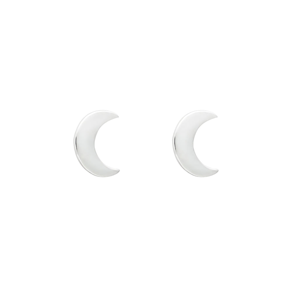 Baby Moon & Star Earrings