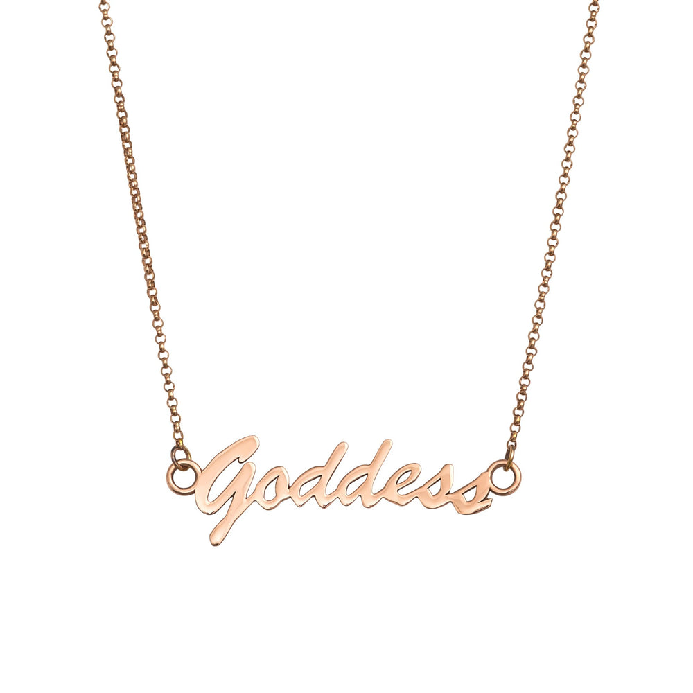 The Goddess Pendant