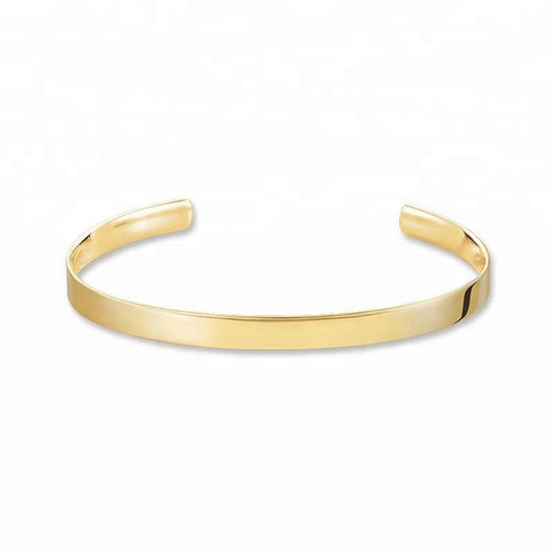 Sphinx Gold Bangle