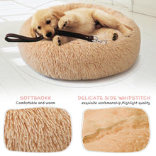 Load image into Gallery viewer, Fluffy Soothing Pet Bed