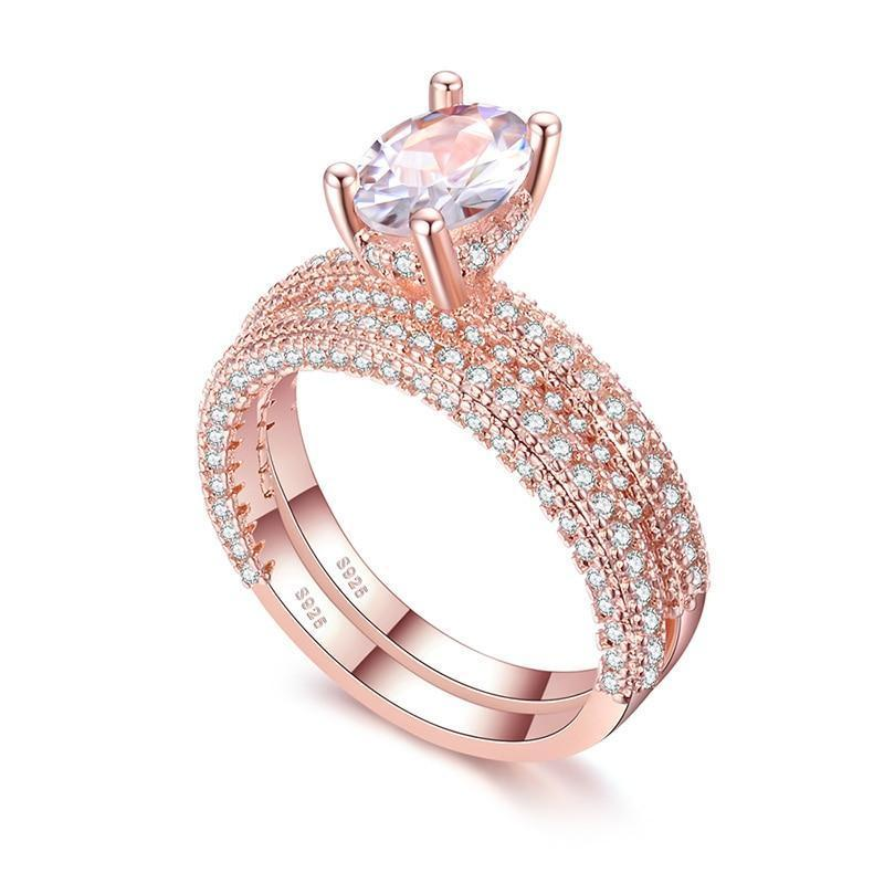 Rose Gold Imperial Ring