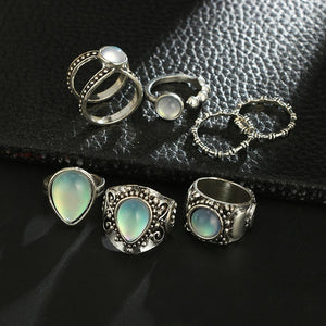 Luxria Eve Opal Rings