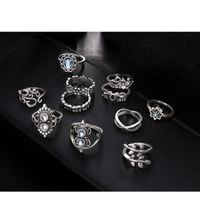Luxria Midi Finger Rings