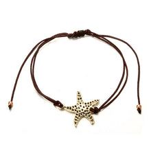 Load image into Gallery viewer, Bohemia  Starfish Beads Bracelet