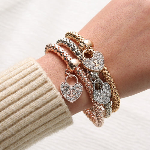 Bohemian Korean Luxury Rhinestone Bracelet