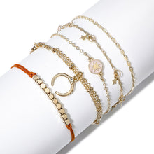 Load image into Gallery viewer, Bohemia Rope Chain Bracelets