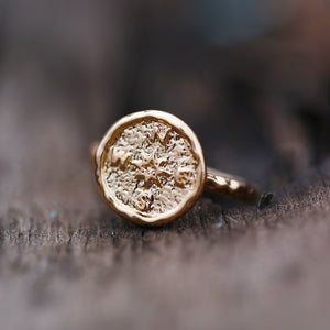 Luxria Compass Rings