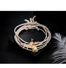 Load image into Gallery viewer, Bohemian Beige Luxe Bracelets