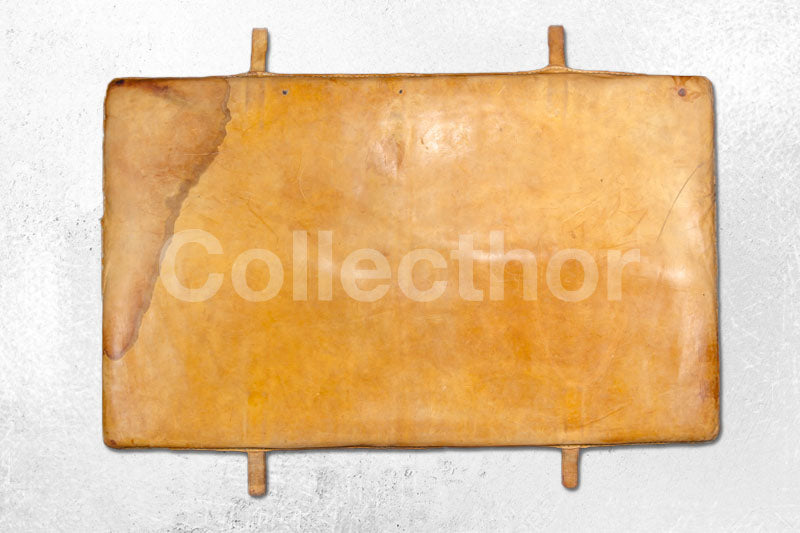 Vintage Leather Gym Mat 1930s