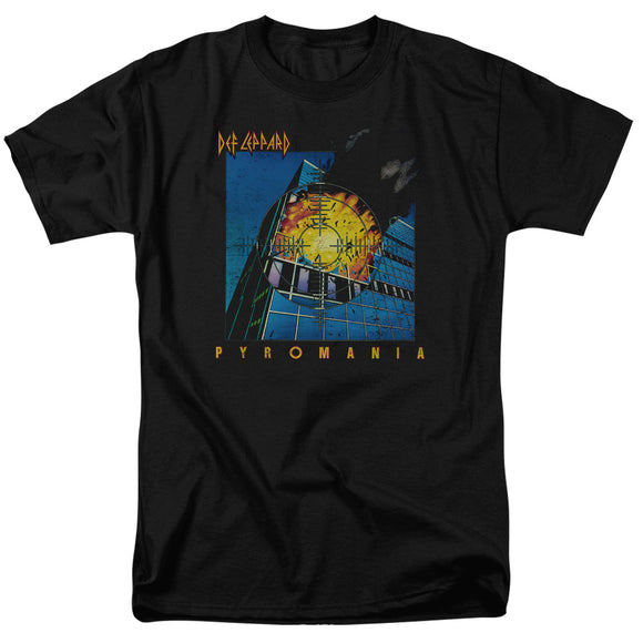 Def Leppard - Pyromania Short Sleeve Adult 18/1