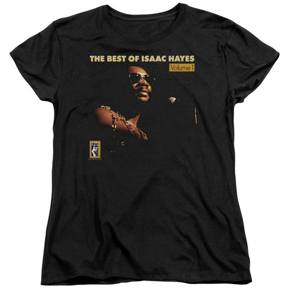 Isaac Hayes - Chain Vest Short Sleeve Women's Tee