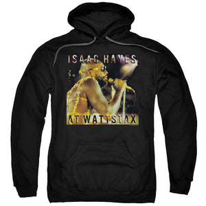 Isaac Hayes - At Wattstax Adult Pull Over Hoodie