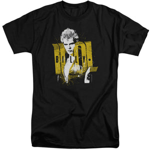 Billy Idol - Brash Short Sleeve Adult Tall