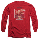 Zz Top - Deguello Cover Long Sleeve Adult 18/1