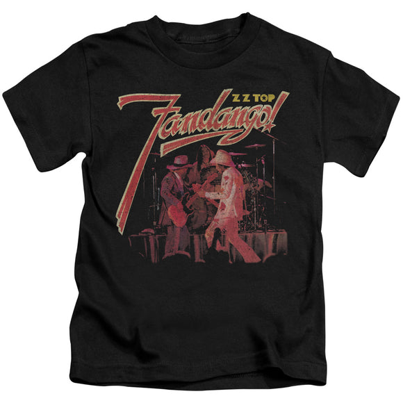 Zz Top - Fandango Short Sleeve Juvenile 18/1