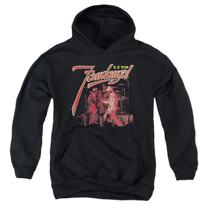 Zz Top - Fandango Youth Pull Over Hoodie