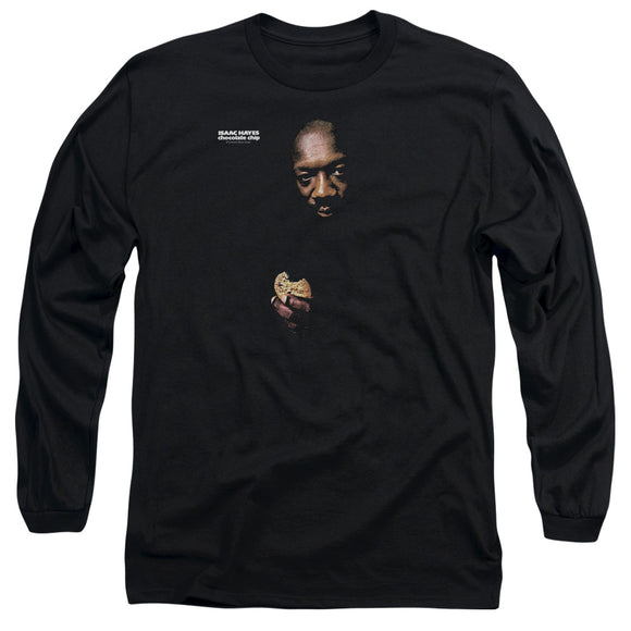 Isaac Hayes - Chocolate Chip Long Sleeve Adult 18/1