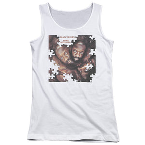 Isaac Hayes - To Be Continued Juniors Tank Top