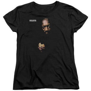 Isaac Hayes - Chocolate Chip Short Sleeve Women's Tee