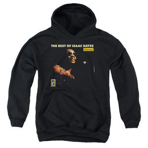 Isaac Hayes - Chain Vest Youth Pull Over Hoodie