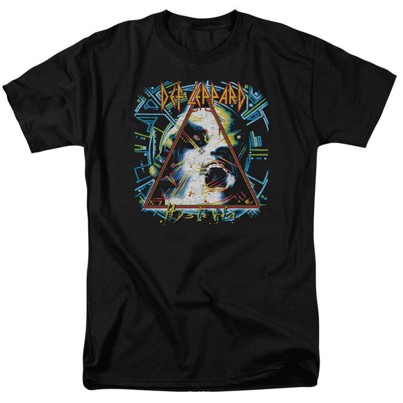 Def Leppard - Hysteria Short Sleeve Adult 18/1