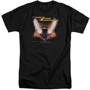 Zz Top - Eliminator Cover Short Sleeve Adult Tall