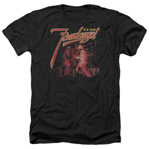 Zz Top - Fandango Adult Heather