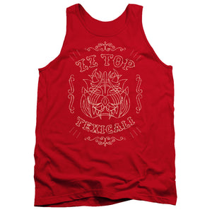 Zz Top - Texicali Demon Adult Tank