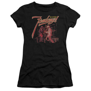 Zz Top - Fandango Premium Bella Junior Sheer Jersey
