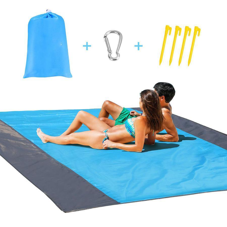 ( ONLY TODAY 59% OFF)- Sand Free Beach Mat