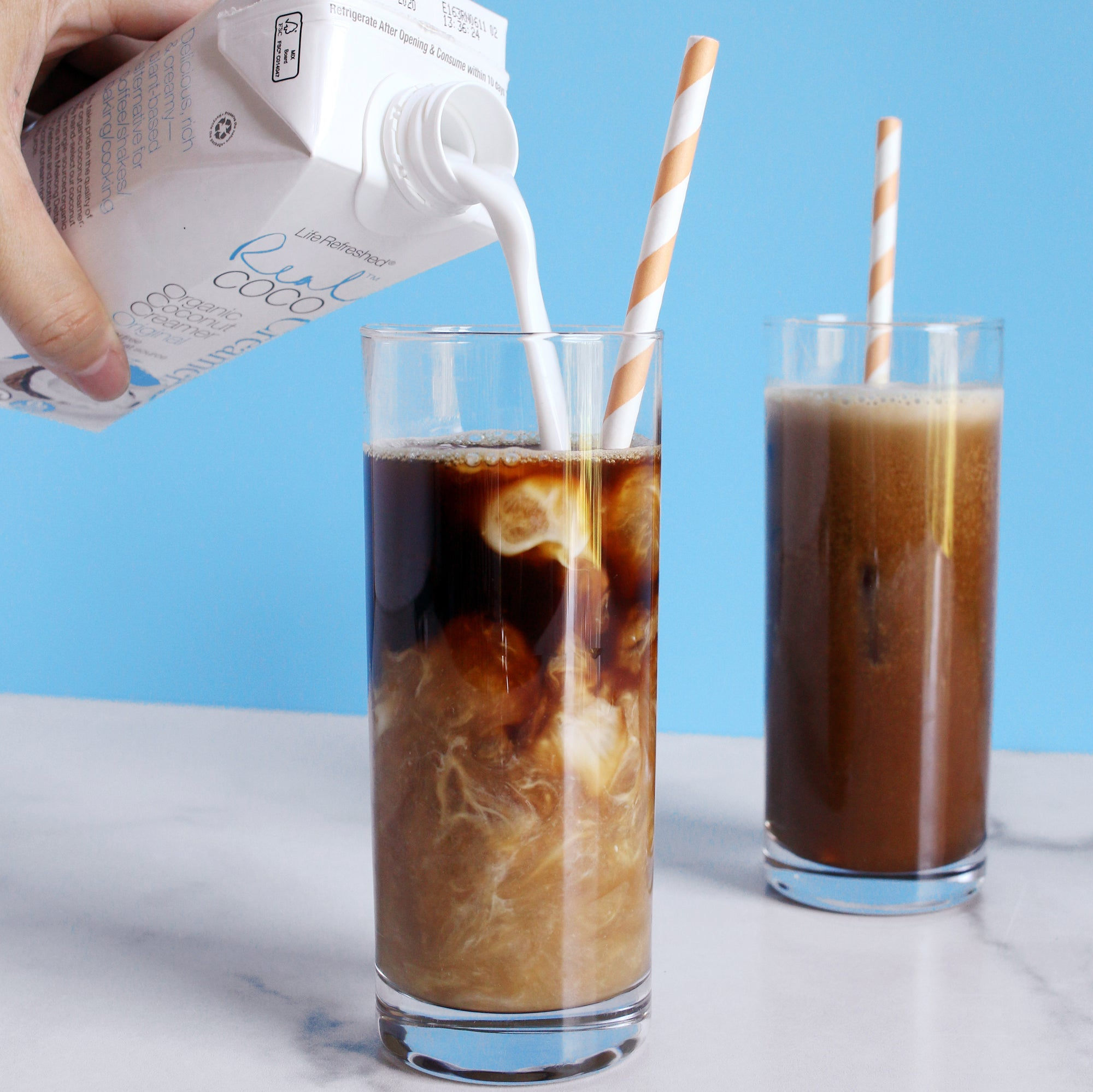 French Vanilla Cold Brew