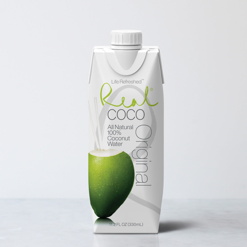 All Natural<br />Coconut Water (330ml)