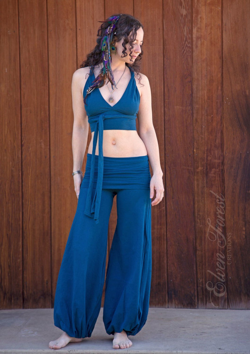 Jasmine Pants ~ Elven Forest Creations, festival clothing