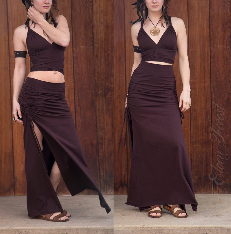 Anahata Skirt and top Dress SET ~ choose your colors <3