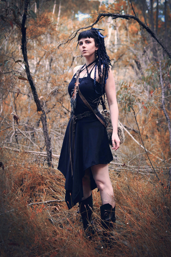 Arianna Dress and Skirt - Convertible Wear Any Way You Like ~ ~ Elven Forest, Festival clothing