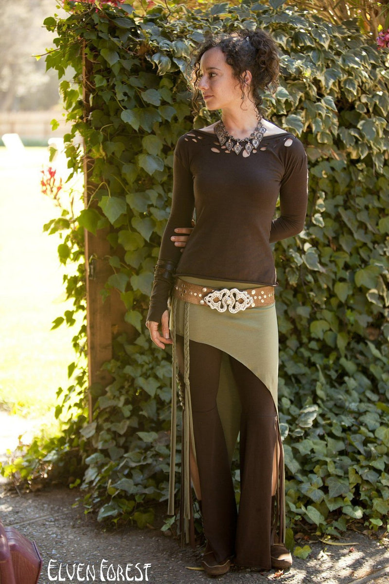 Elven Over-Skirt Shirt ~ The Original