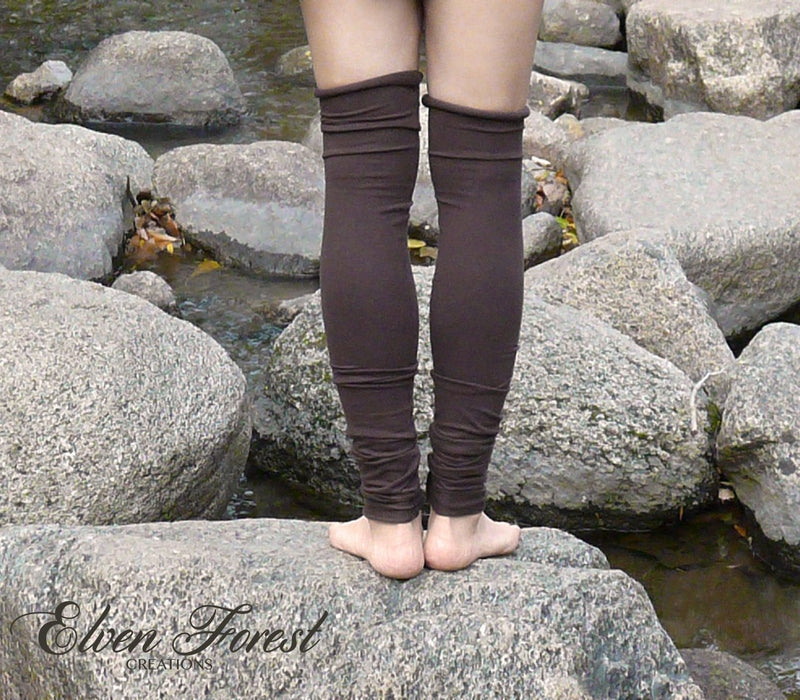 Extra Long Cotton Leg Warmers