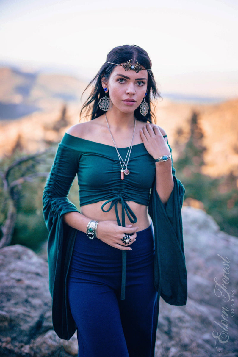 Off Shoulder Enchantress Top