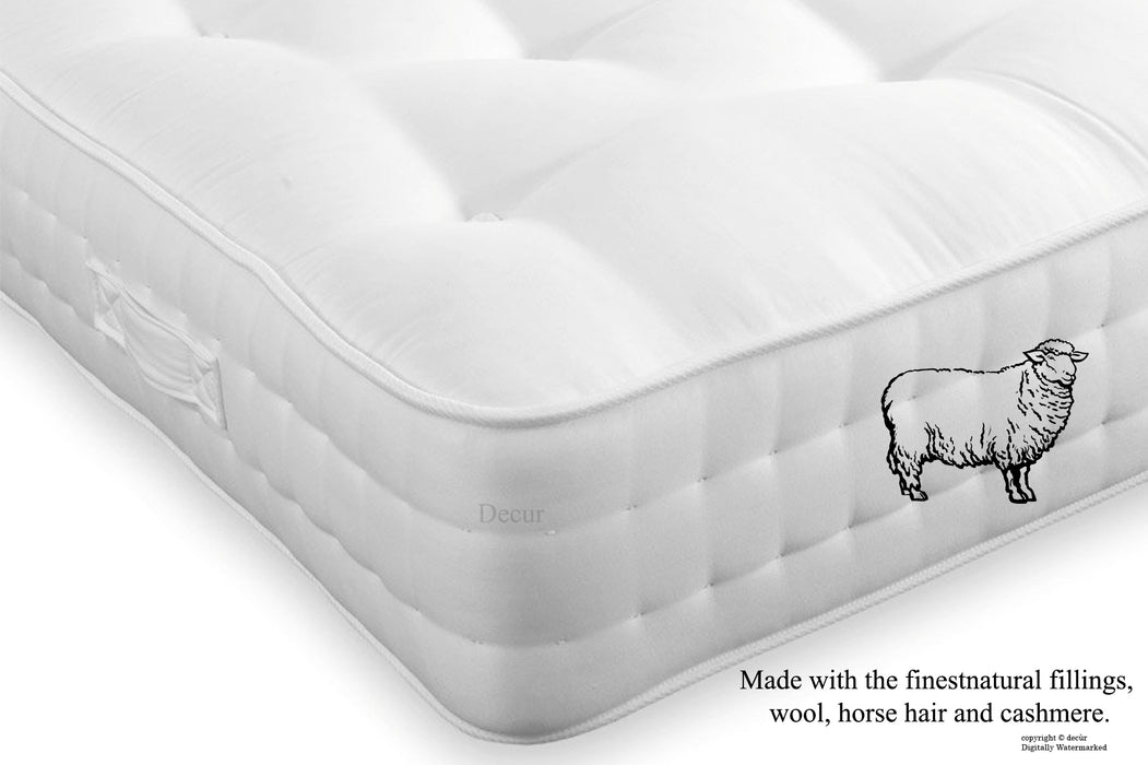 Natural Pocket Spring Mattress - 1500