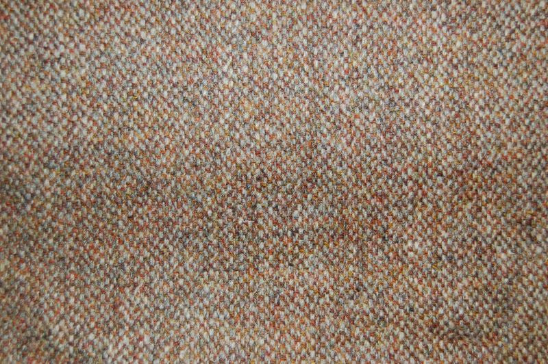 Harris Tweed Hebrides Plain Fabric - Lewisian Rock
