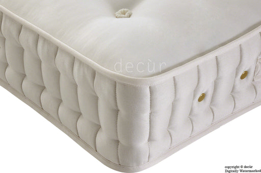 The Eden Organic Pocket Spring Mattress - 1500