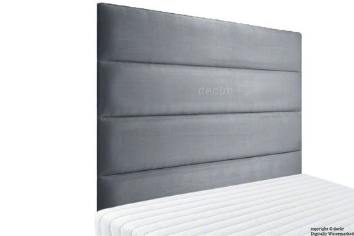 Boston Velvet Headboard - Flint