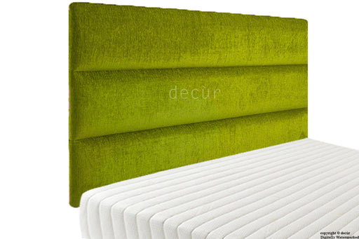 Amy High Headboard - Lime Green