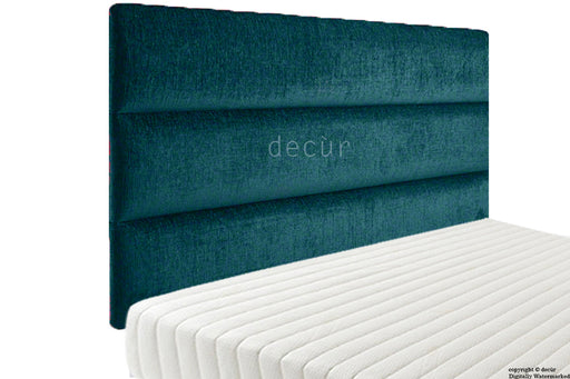 Amy High Headboard - Teal