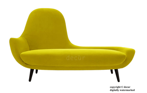 Modern Chaise Lounge - Lemom